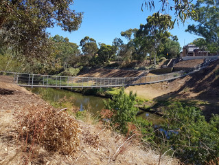 Gilberton Swing Bridge