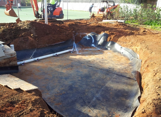 Stormwater Drainage Construction WSUD