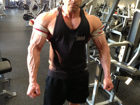Beast Fitness Arm Specific Blood Flow Restriction Protocol