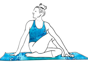 The Best Post-Run Yoga Poses