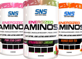 SNS Energized Aminos Review