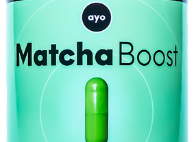 Ayo Supplements Matcha Boost Review