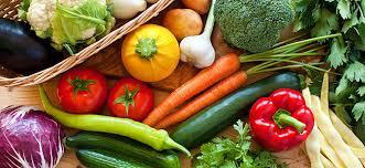 clean eating vegetables