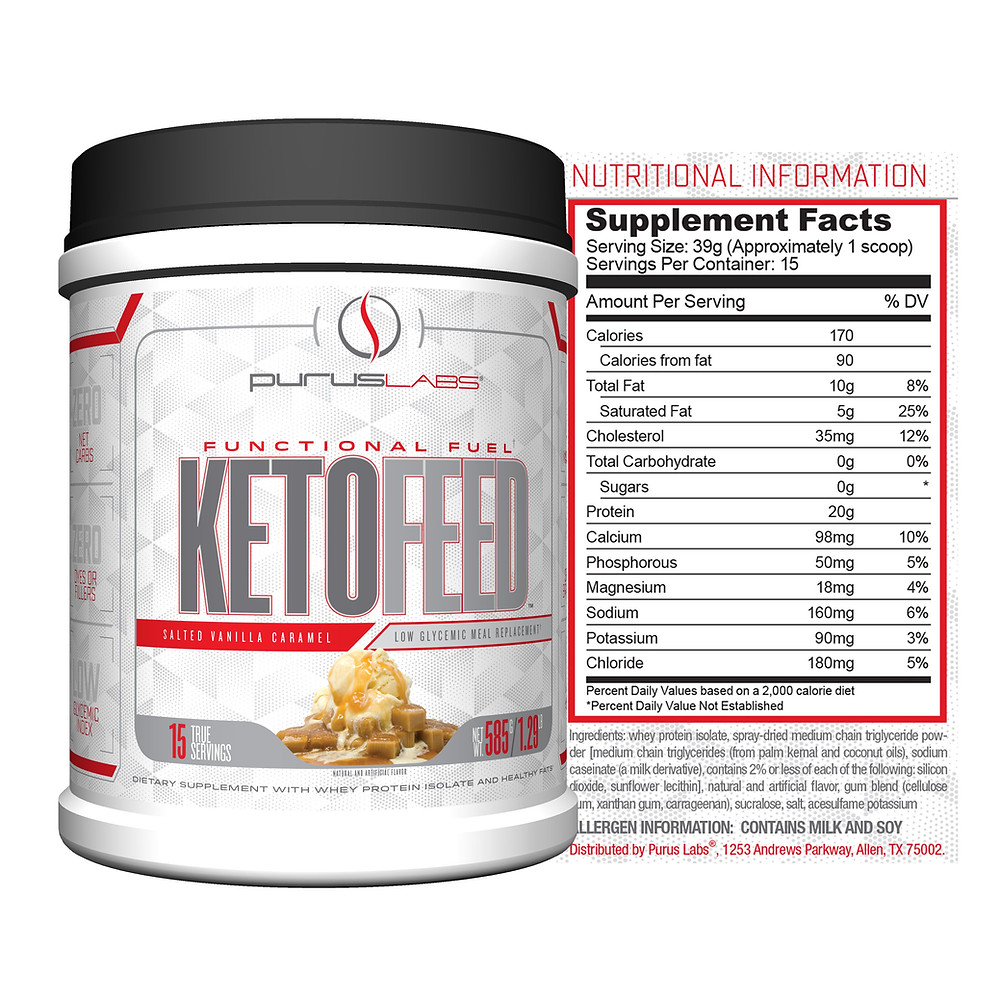 purus labs ketofeed review