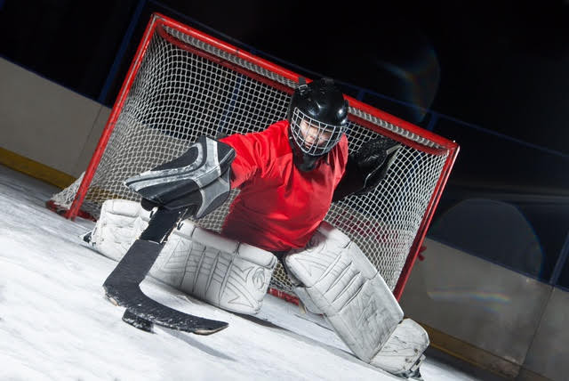 off season hockey training