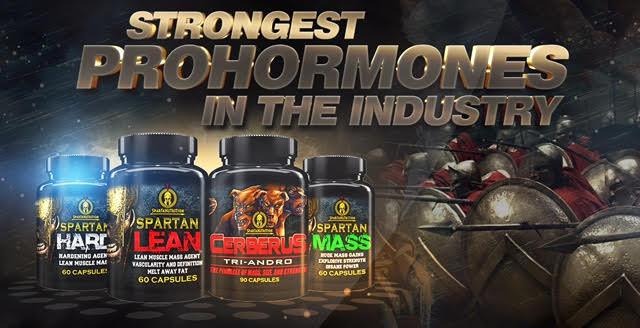 sparta pro hormones