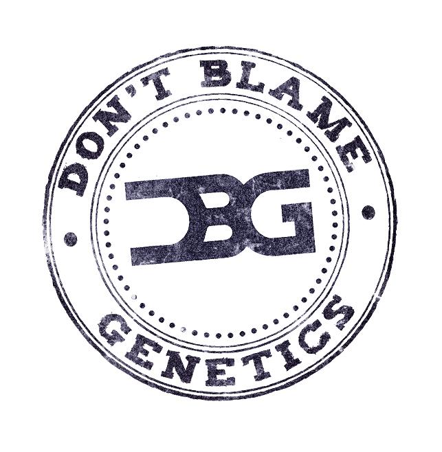 dont blame genetics