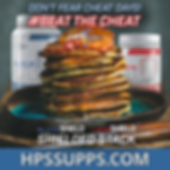 hps supps cheat meal