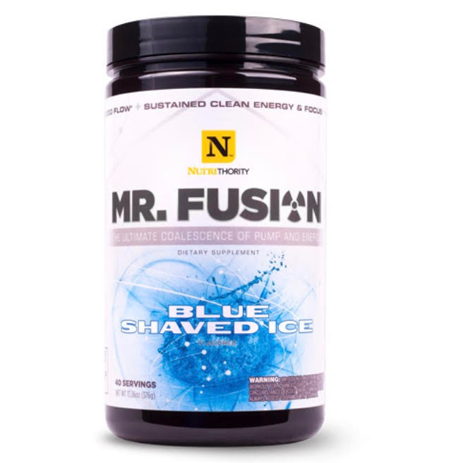 MR. Fusion review nutrithority