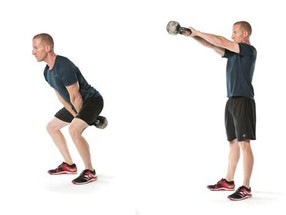HOW TO: KETTLEBELL SWINGS