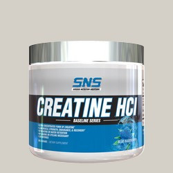 sns creatine hcl dps nutrition