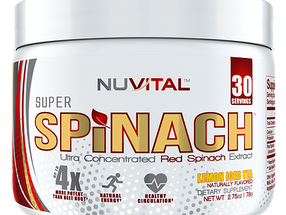 Nuvital Super Spinach Review