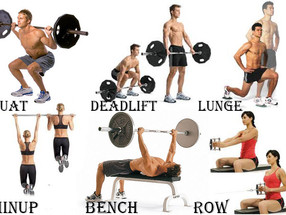 10 Compound Lifts for Developing Massive Strength
