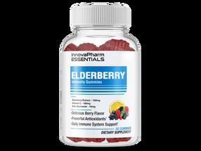 Innovapharm Elderberry Immunity Gummies