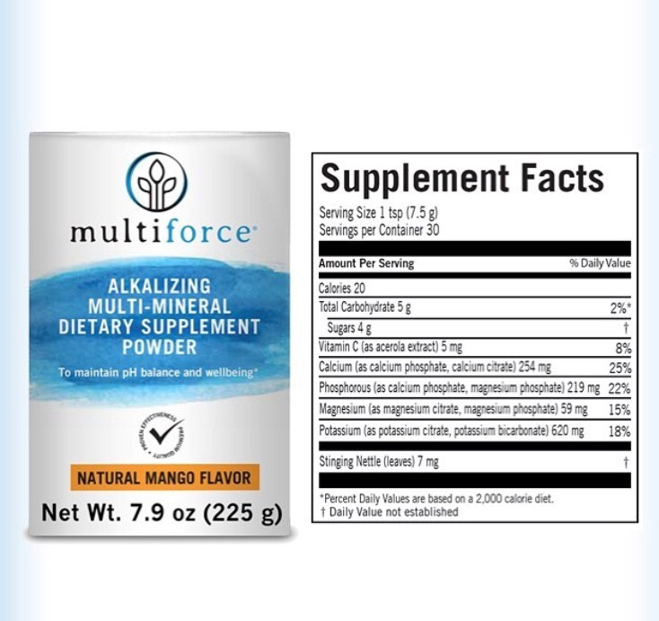 multiforce mineral review