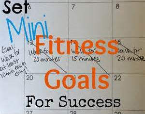 fitness goals success