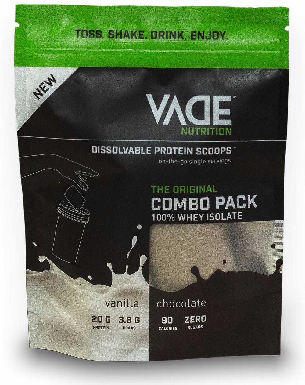 vade nutrition protein