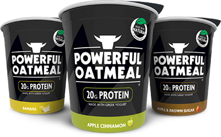 powerful oatmeal review