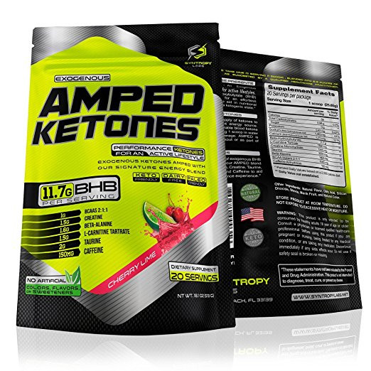 syntropy labs amped ketones review