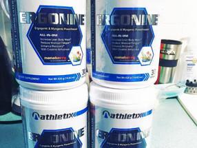 Supplement Review: Athletix Ergonine