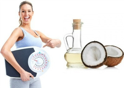 coconut oil weight loss