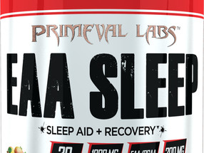Primeval Labs EAA Sleep Review