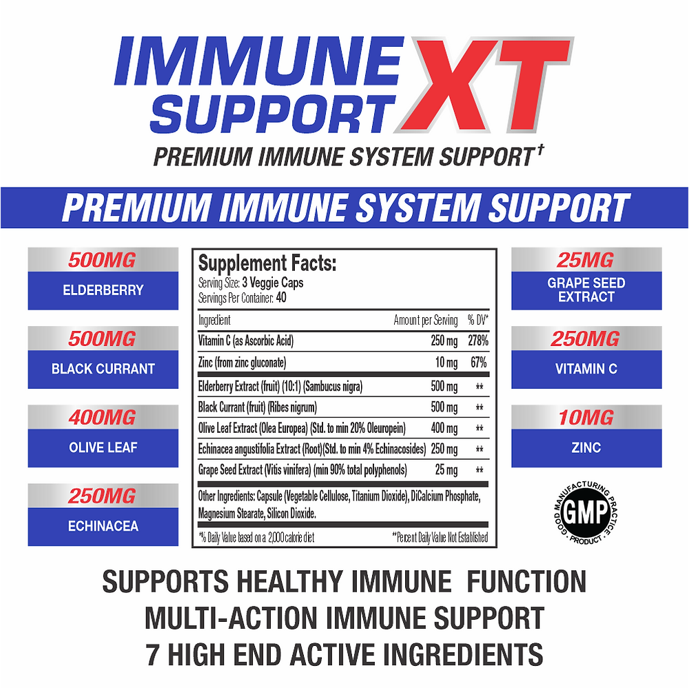 sns immune support xt review