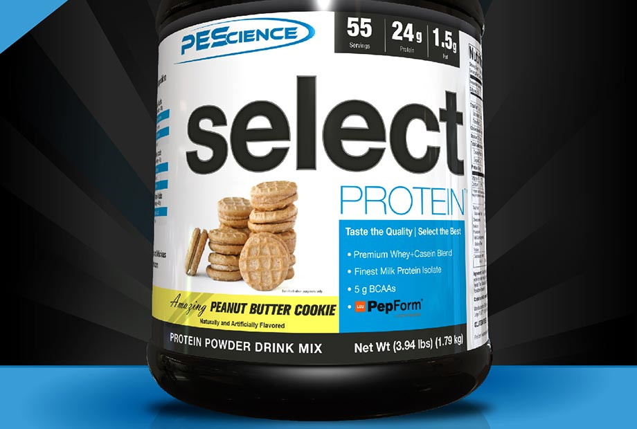 select peanut butter cookie review