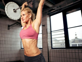 WOMEN AND THE WEIGHT ROOM