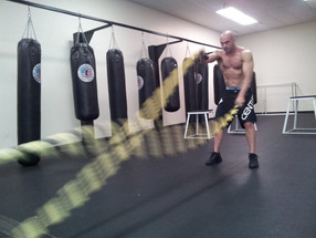 Strength & Conditioning for MMA Fighters