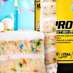 man sports iso protein confetti cake review
