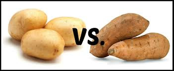 white or sweet potato benefits