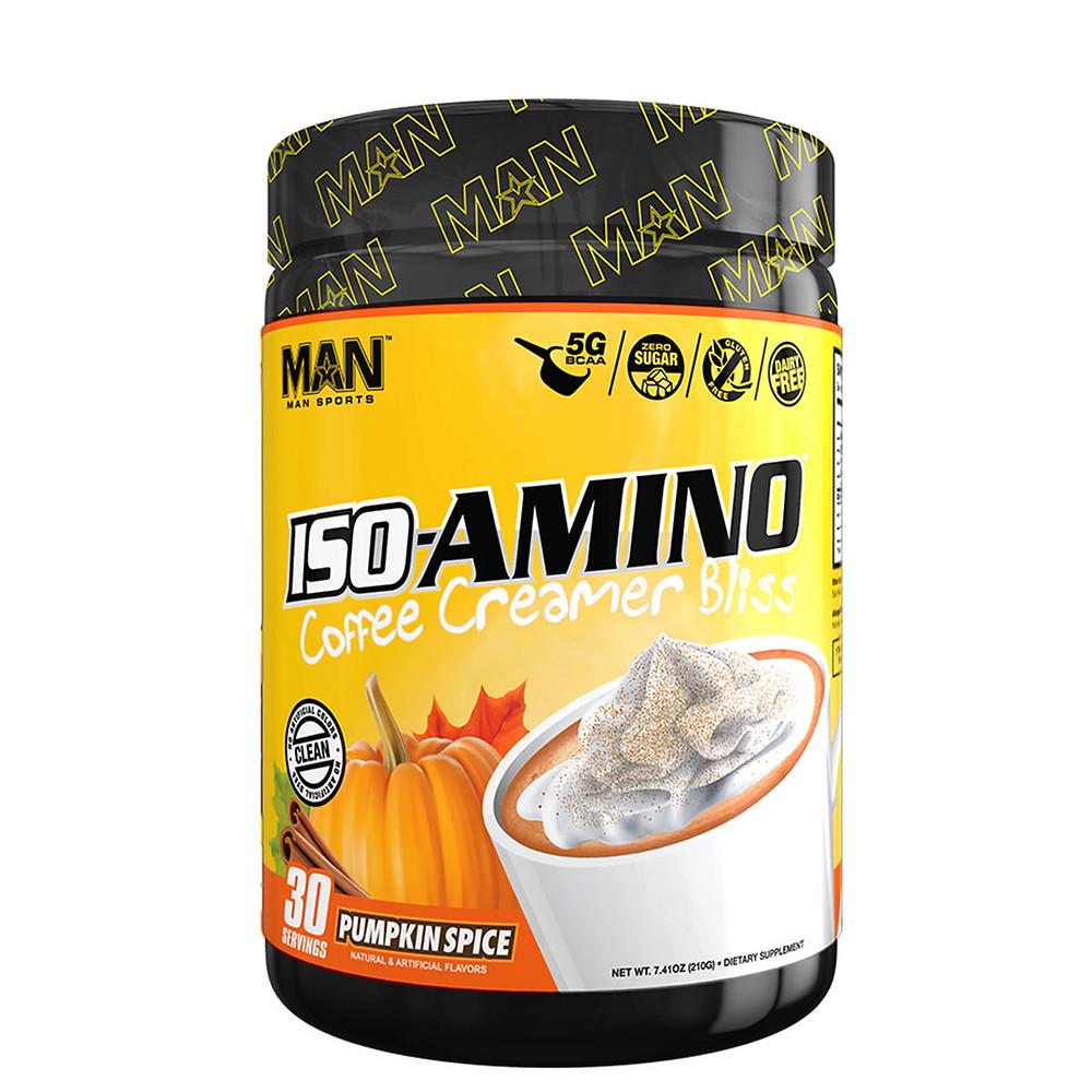 pumpkin spice iso amino