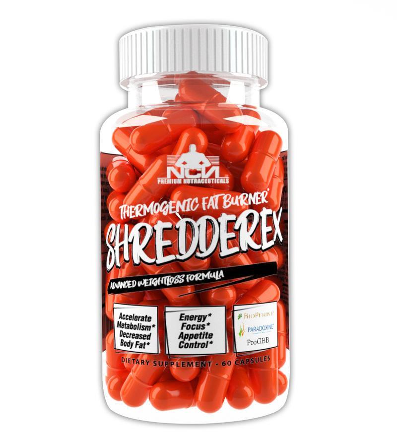 shredderex paroslim ncn hpscience