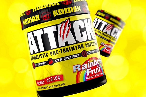 Kodiak Attack Pre Workout Review