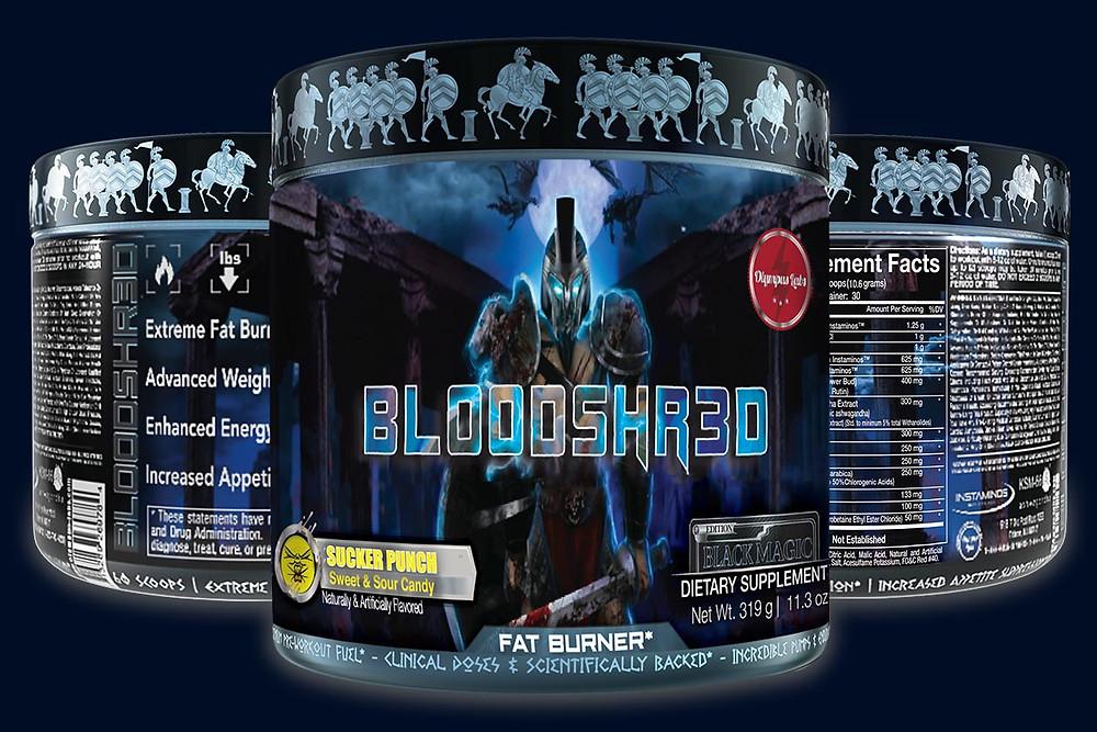 Olympus Labs Bloodshr3d Black Magic Review