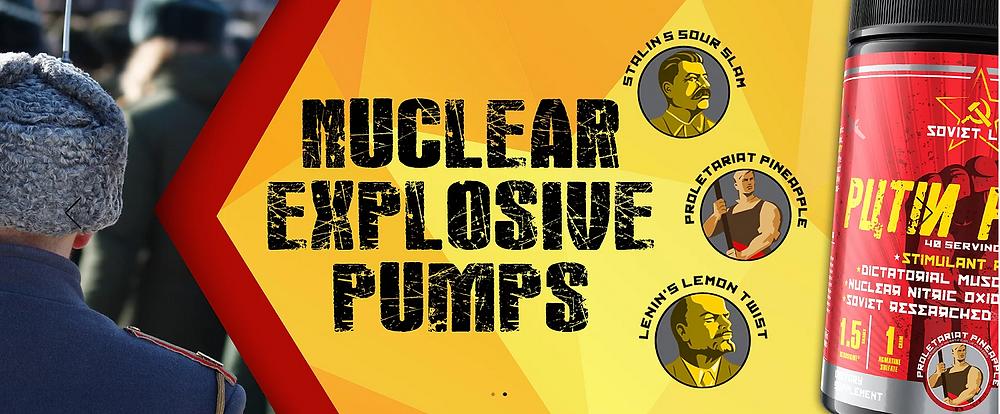 soviet labs putin pump review