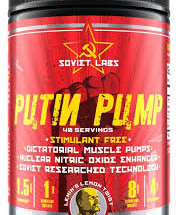 Soviet Labs Putin Pump Review