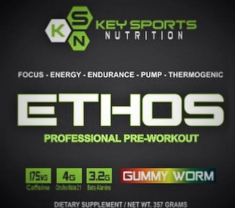 key sports ethos review