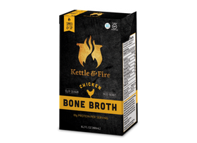Review: Kettle & Fire Bone Broth