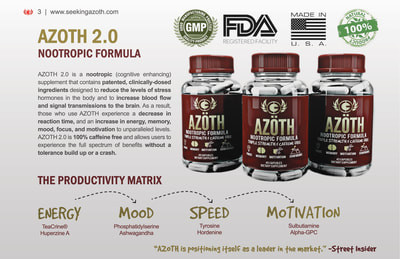 azoth nootropic review