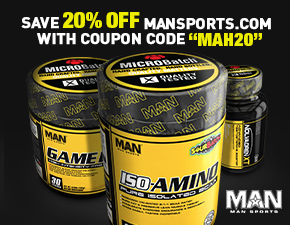 man sports discount code