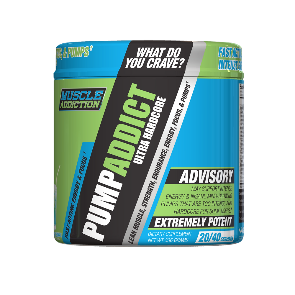 Muscle Addiction Pump Addict Review
