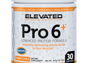 Elevated Sports Nutrition PRO6+ Review