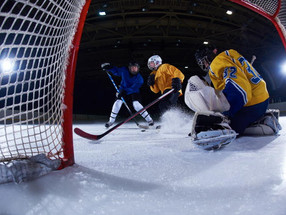 Ice Crushing: How To Stay In Shape For Hockey