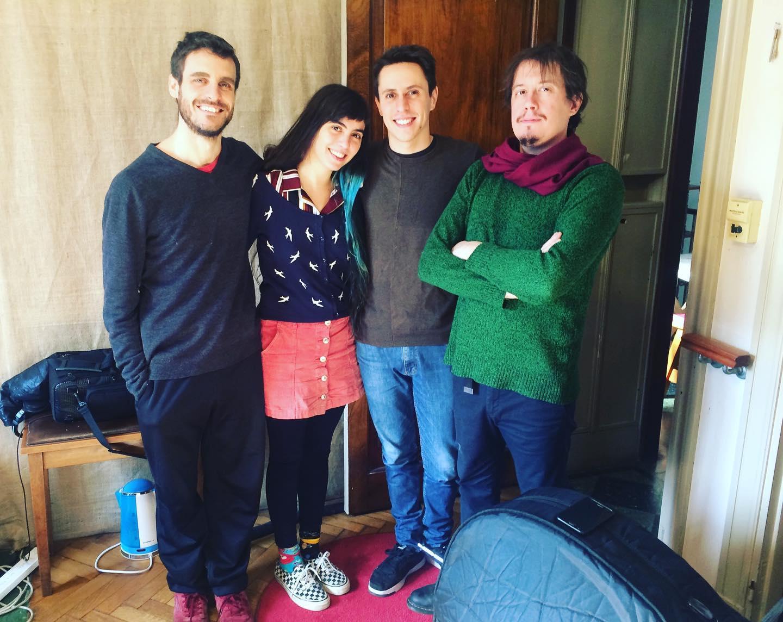 camila nebbia quartet 3 at cck
