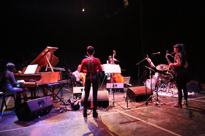 el devenir del rio in the conti jazz fes