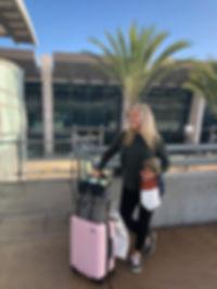 Siri Kay Jostad at the San Diego airport.jpeg