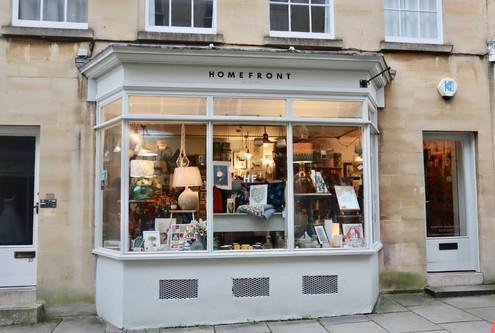 Homefront Interiors in Bath