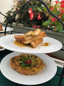 the two-tier breakfast